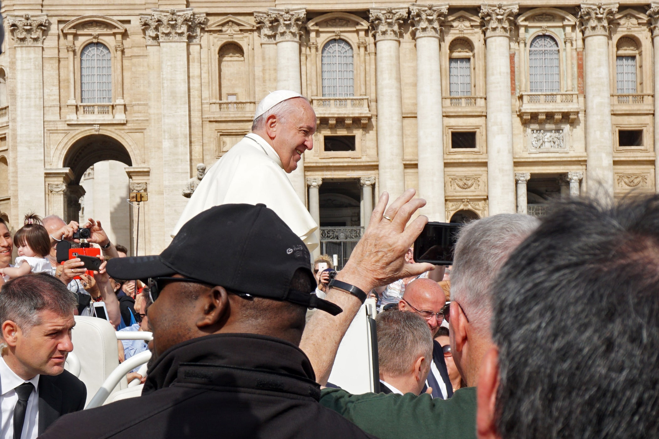 papal audience Pope Francis Vatican