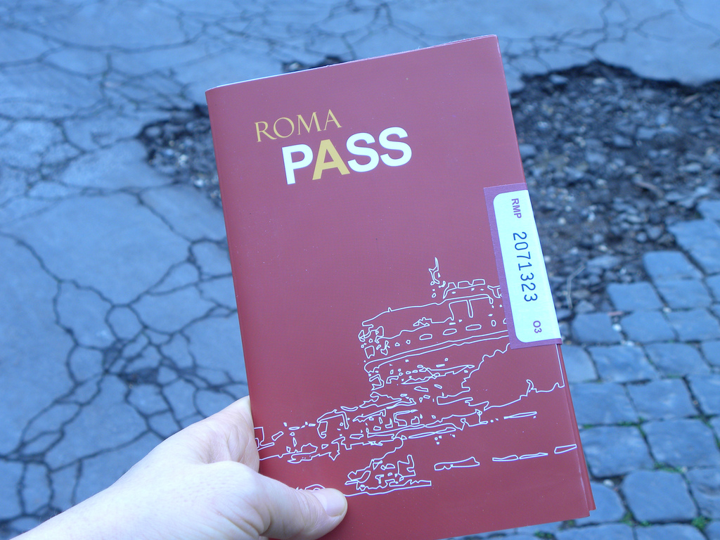 roma pass review vatican