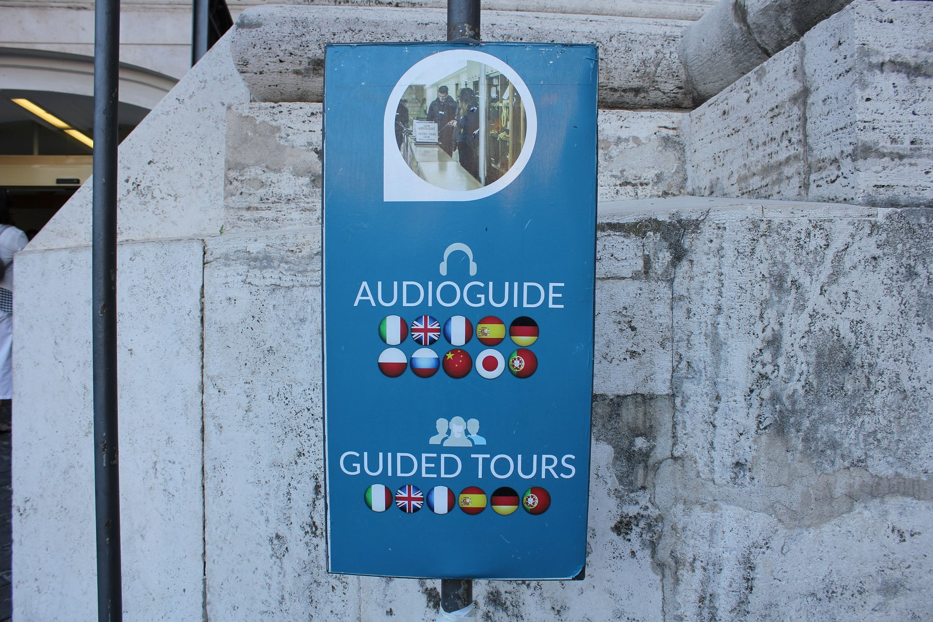 tips on visiting the vatican audio guide rome
