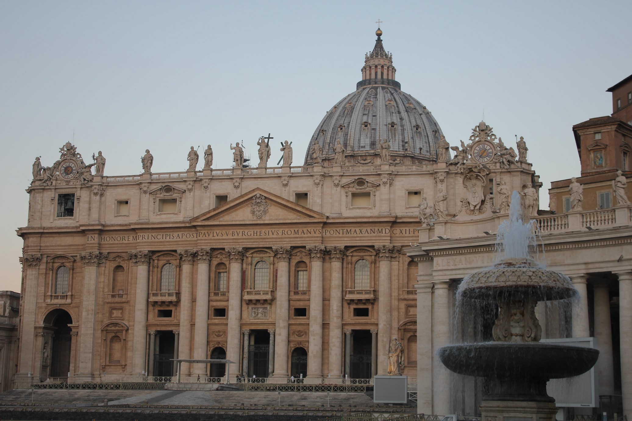 best time to visit the Vatican