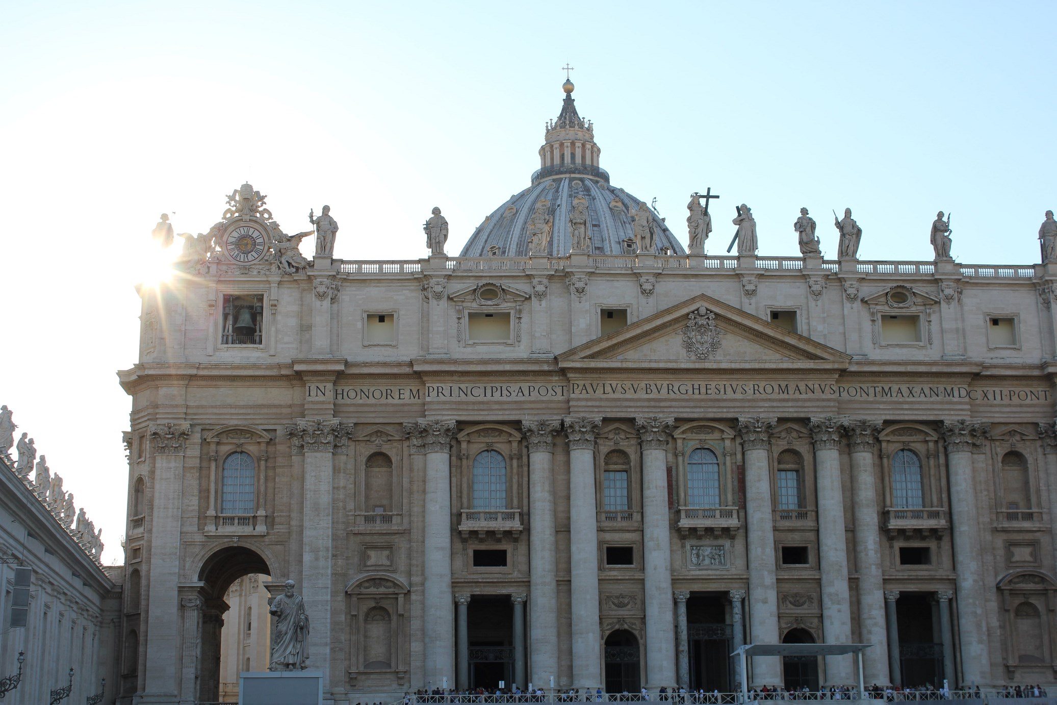 tips on visiting the vatican