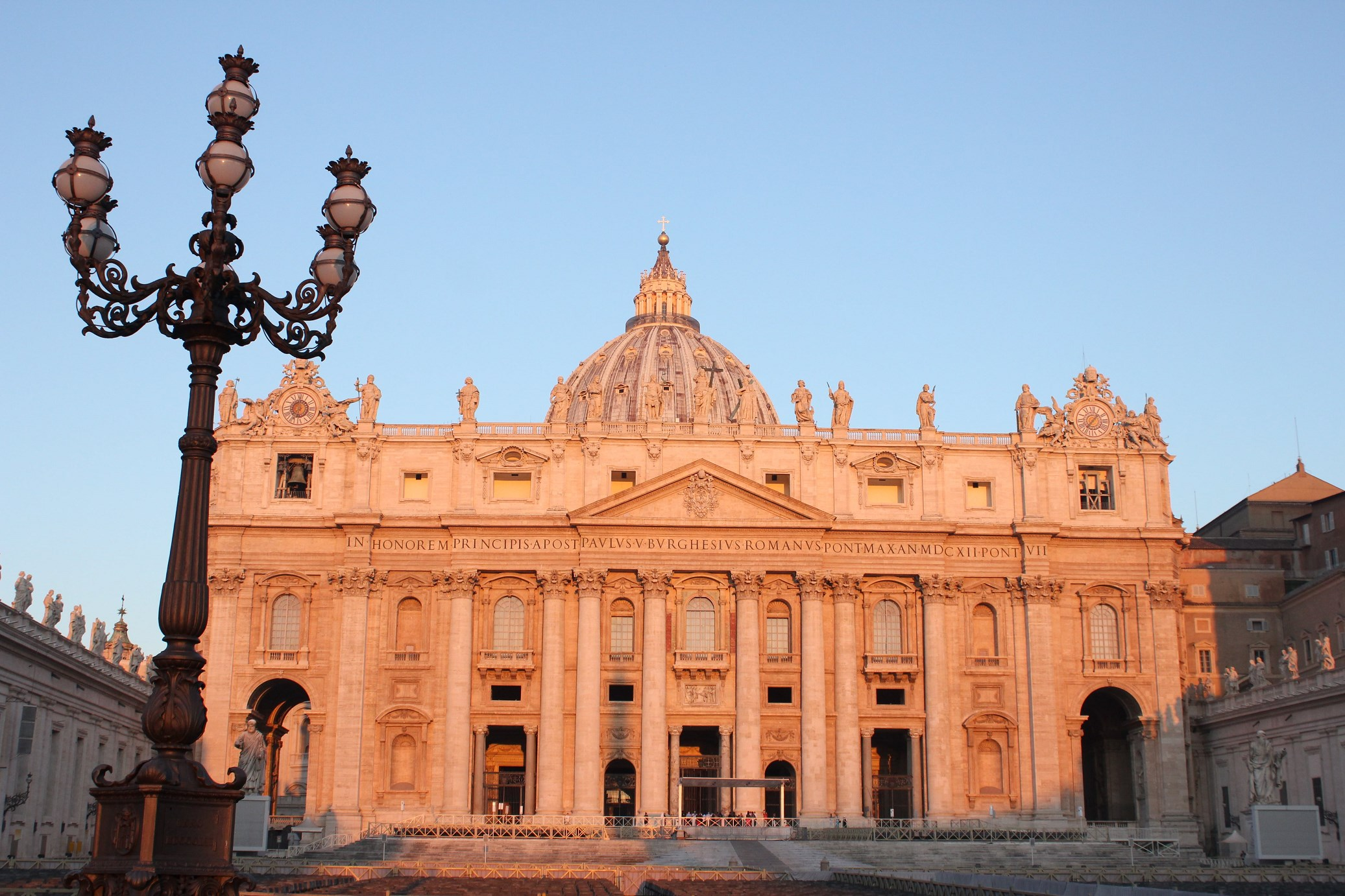best time to visit the Vatican pope speech rome