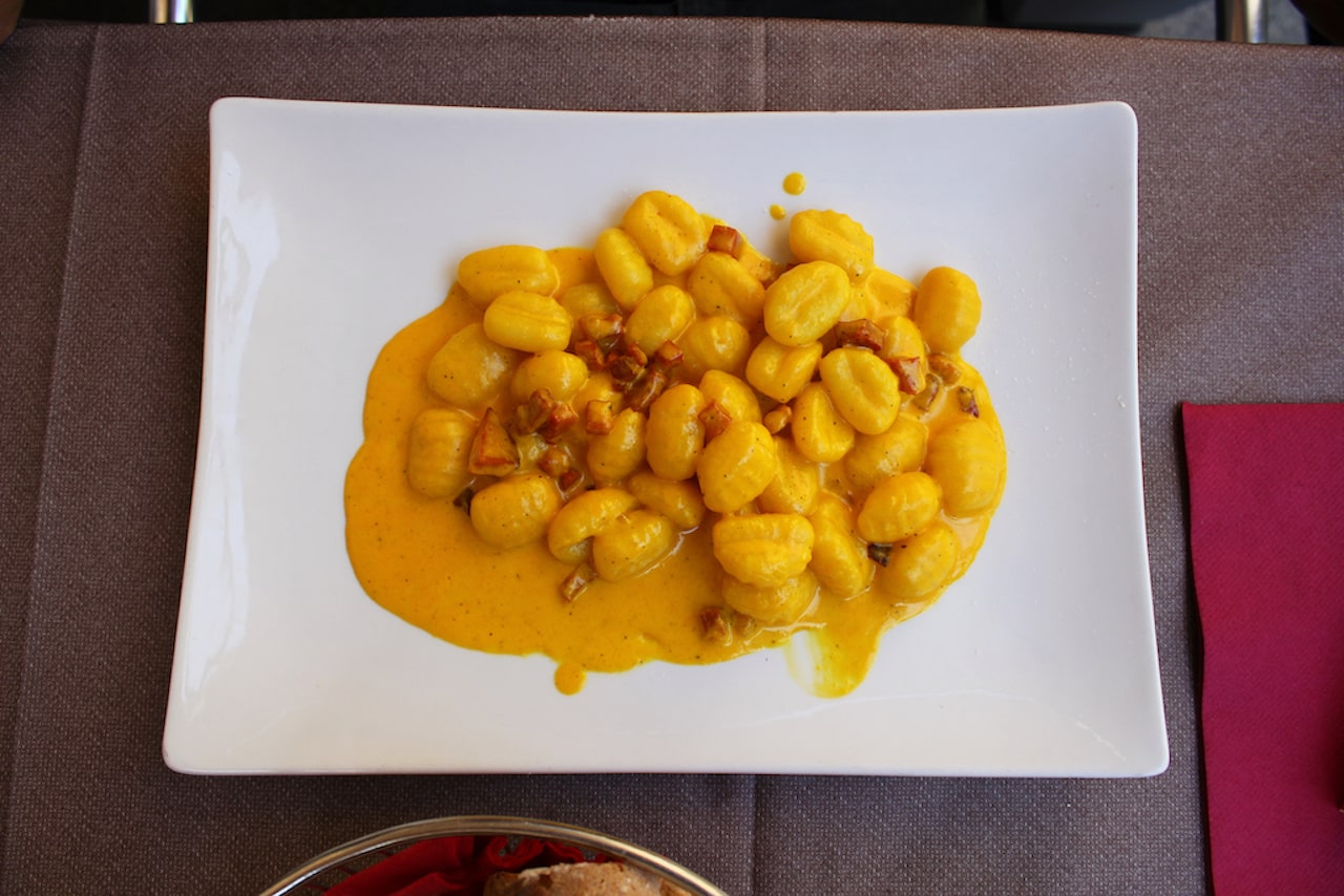 restaurants near vatican gnocchi