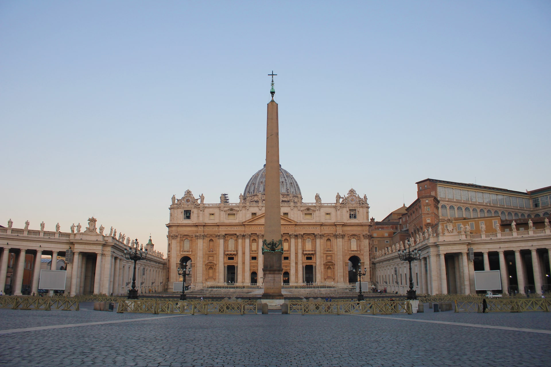 Roma pass St Peter's Square Vatican