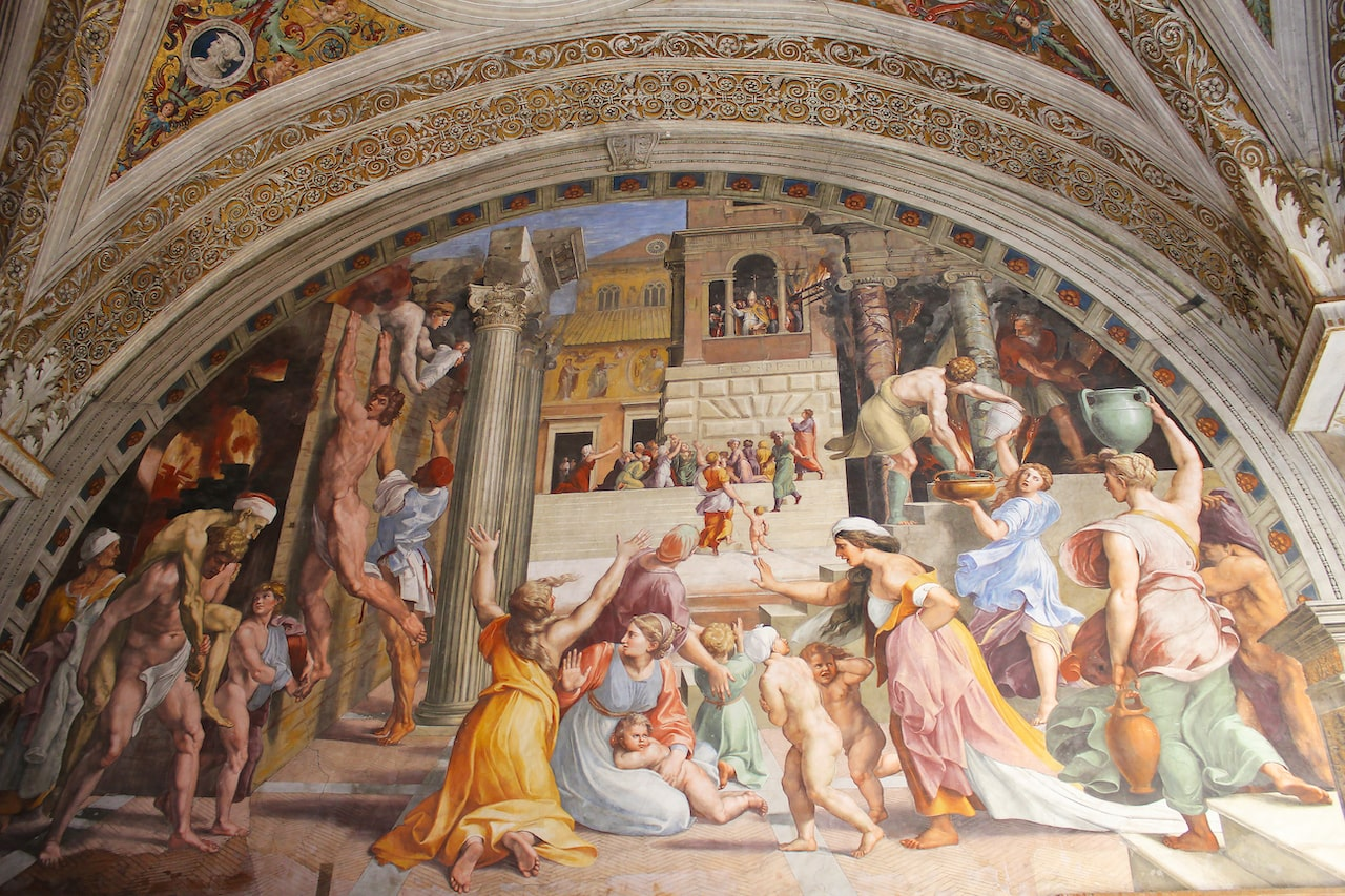 vatican skip the line tickets Raphael rooms