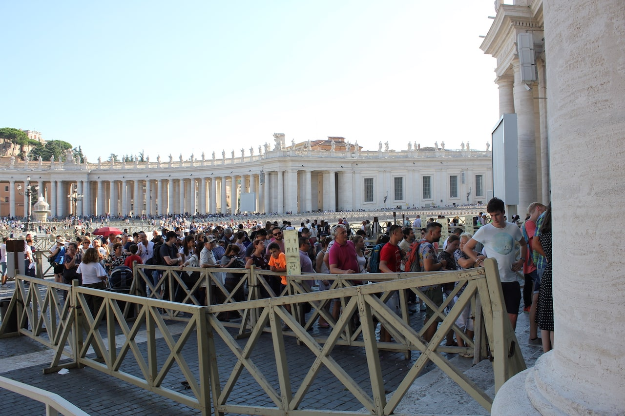 vatican museum tickets Skip the line St Peter's Square
