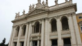 How to visit St John Lateran Basilica and the Cloister?
