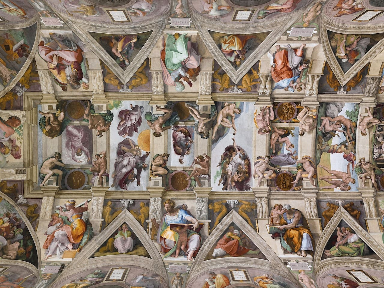 sistine chapel tickets