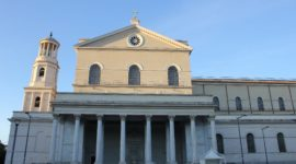 How to visit and go on a Papal Basilica of St Paul Outside the Walls tour