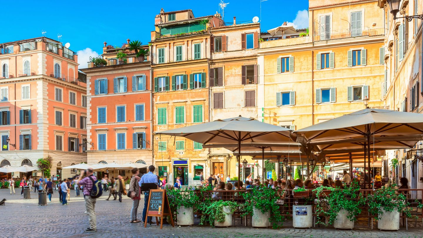 hotels near the vatican Trastavere rome