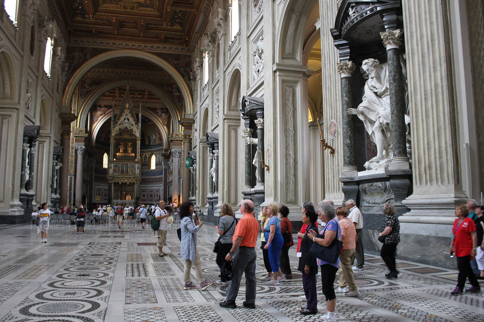 st john lateran audio guide