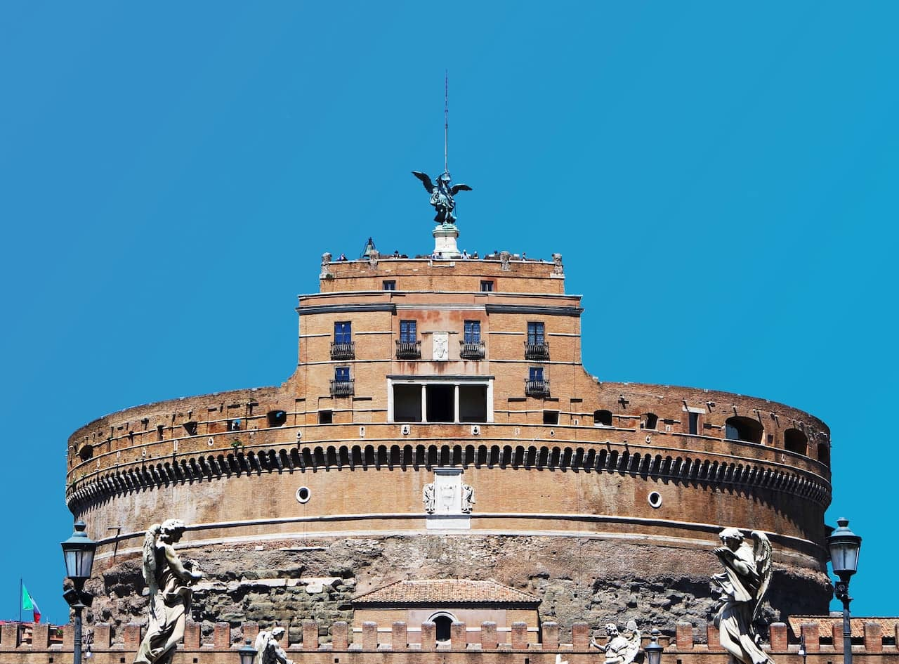roma pass review castel san angelo