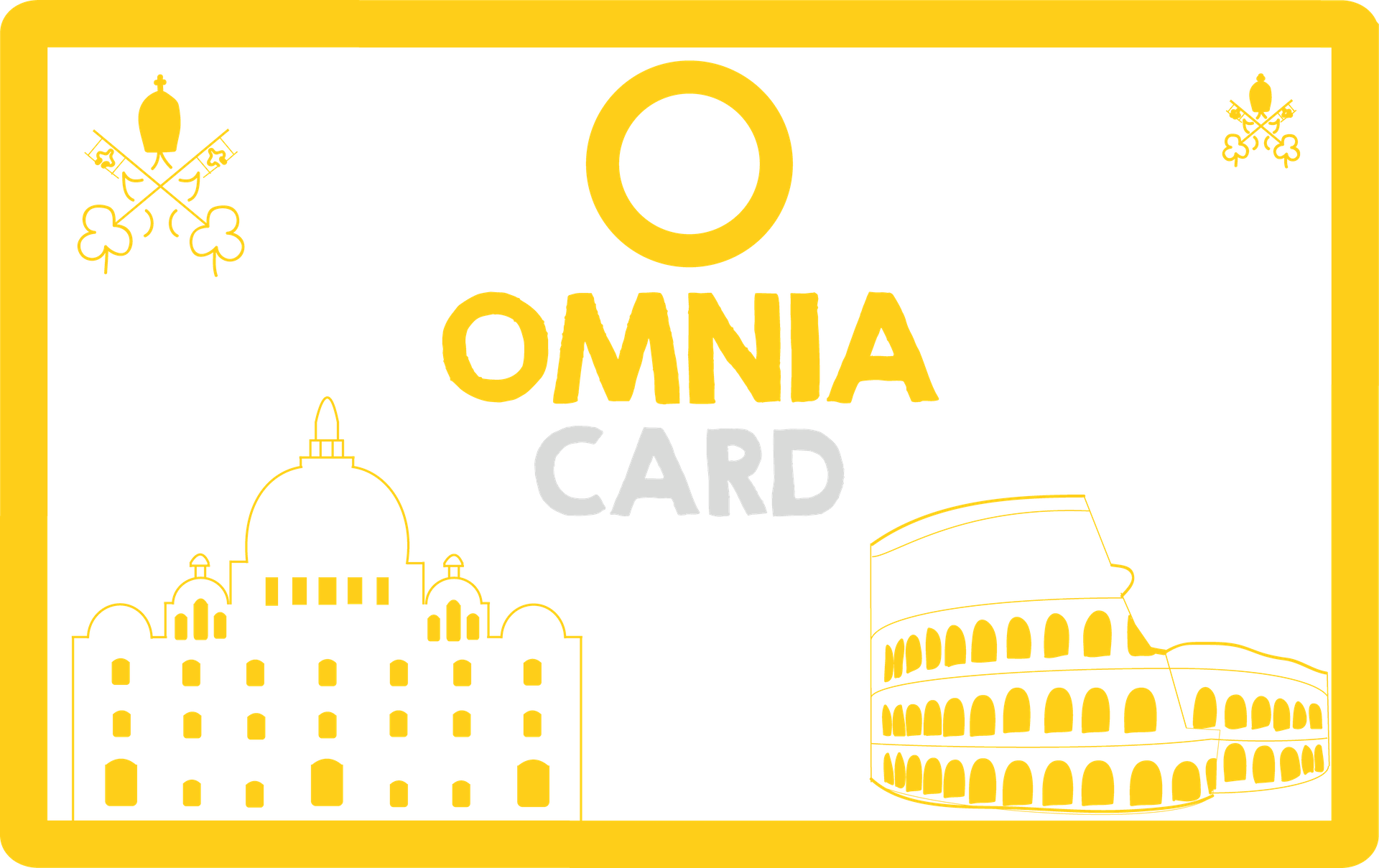 omnia card st paul outside the walls tour