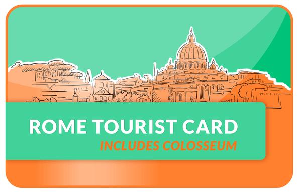 rome tourist card best pass