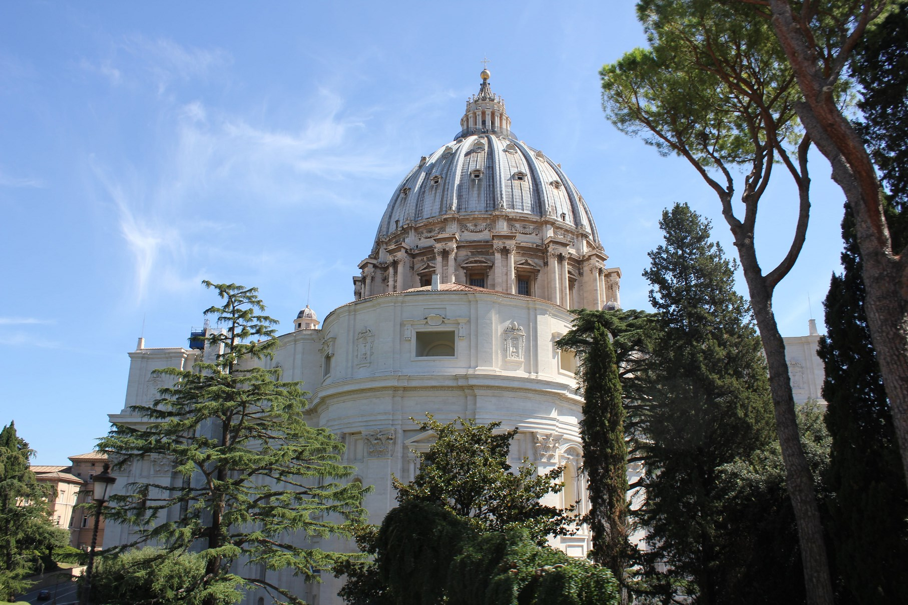 vatican gardens tour saint peters basilica
