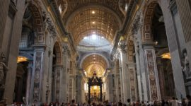 How to visit the St Peter's Basilica in Vatican ?