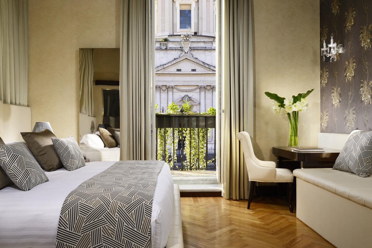 lifestyle suites rome hotels near the vatican