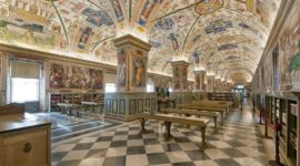 Dive into the Vatican Library Collection, Secrets and Apostolic Archives…