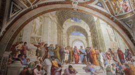 School of Athens Painting Characters, Location & Details about Artist