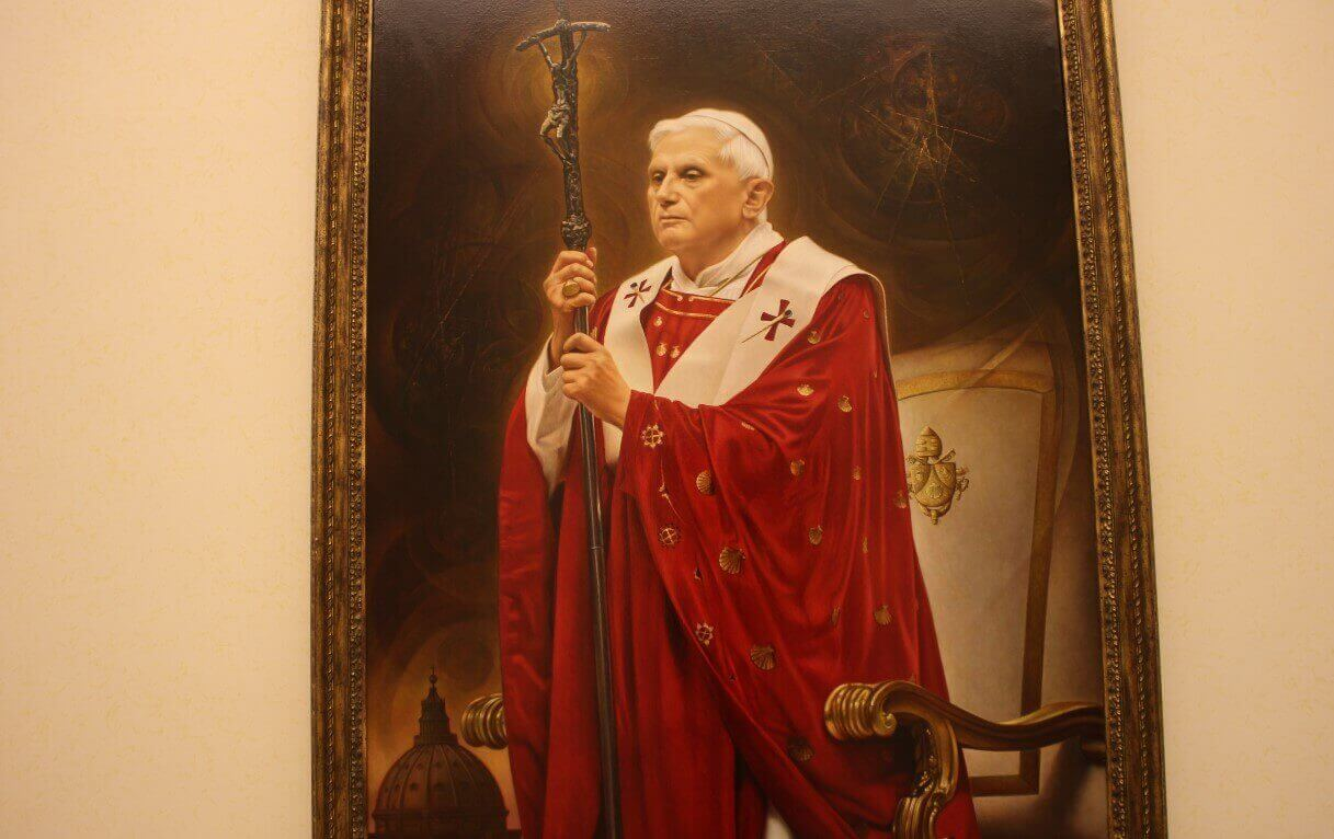 The leader of Vatican