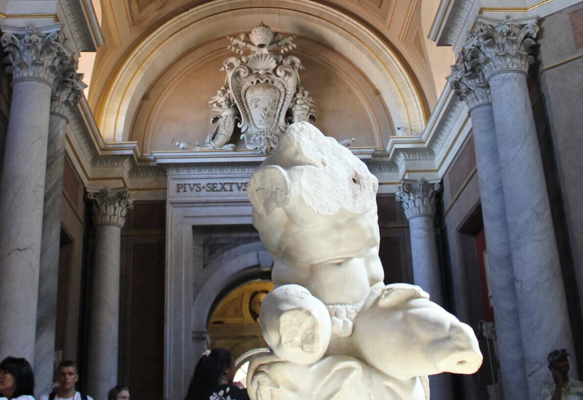 The Torso of Belvedere