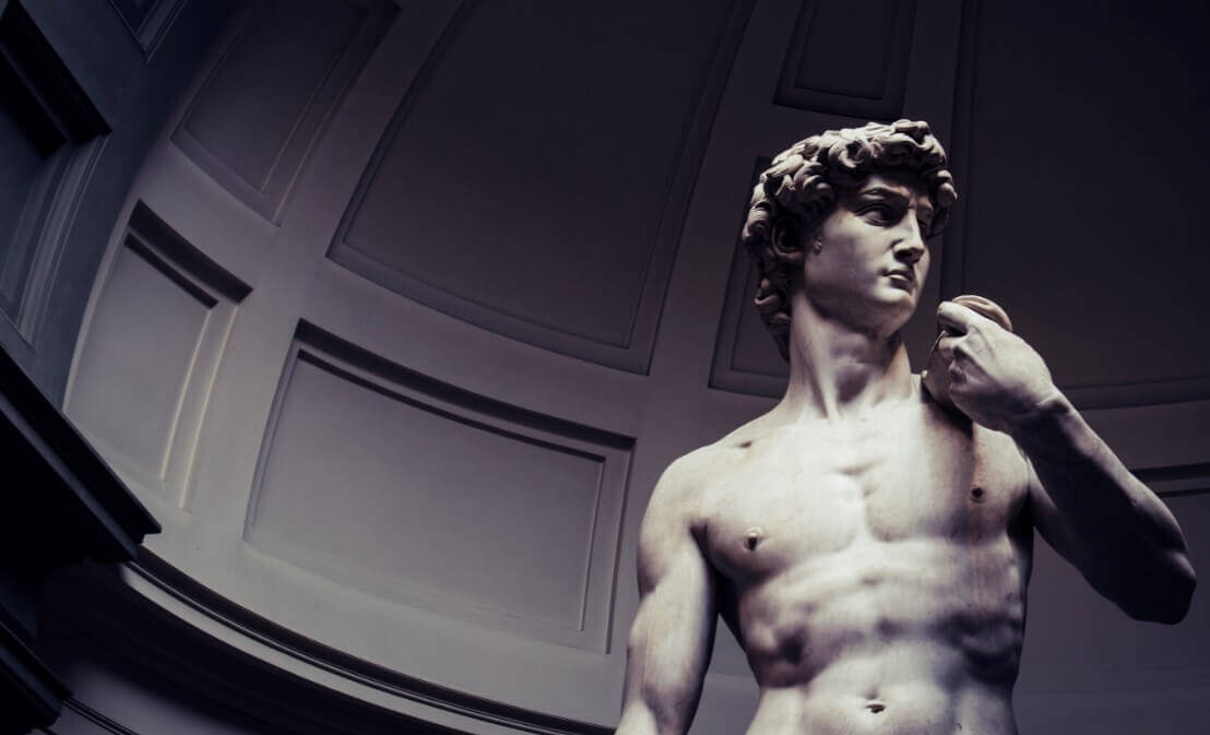 Michelangelo Statue of David