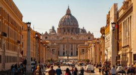 Vatican City Population Over the Years – Citizens & Army Population