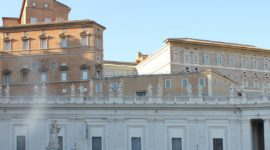 Apostolic Palace Vatican City:  Where Does the Pope Live?