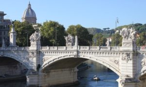 The Tiber River in Rome Italy: History & Fun Things To Do
